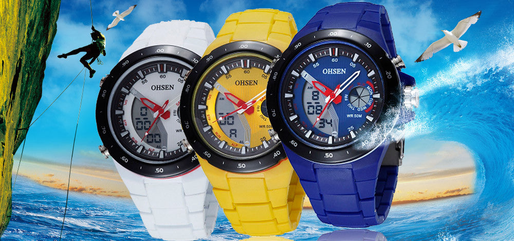 Fashion Sport Watches Online