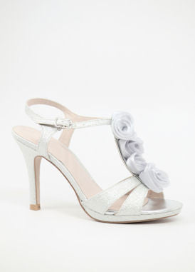 Prom Shoes Silver (Style 200-71)