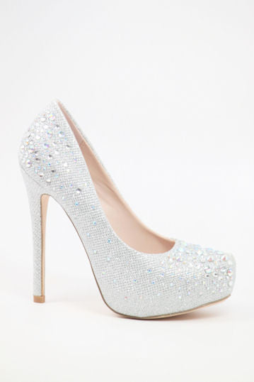 Quinceanera shoes, sandals and flats at ZoeyBell.com