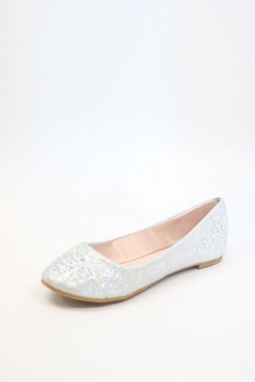 Prom Shoes Silver (Style 200-89)