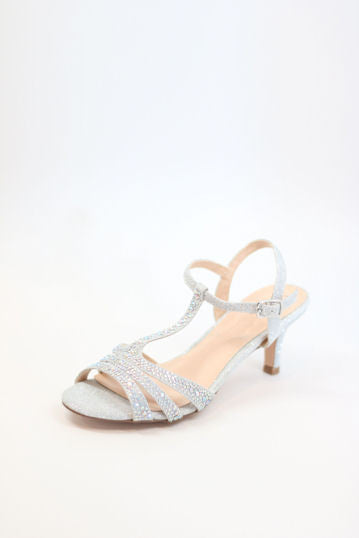 Prom Shoes Silver (Style 200-94)