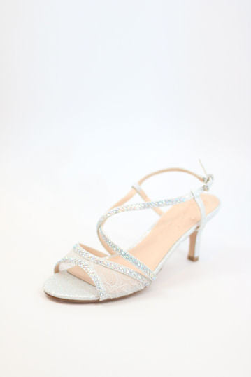 Prom Shoes Silver (Style 200-95)