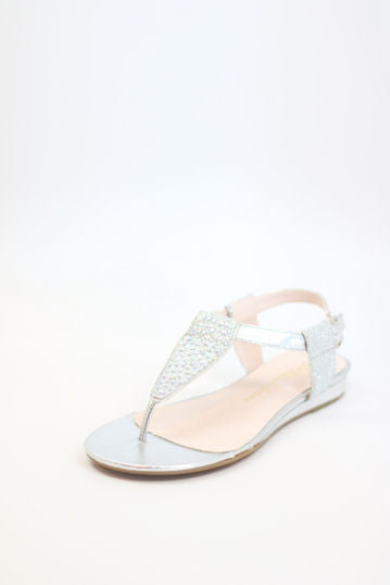 Prom Shoes Silver (Style 200-97)