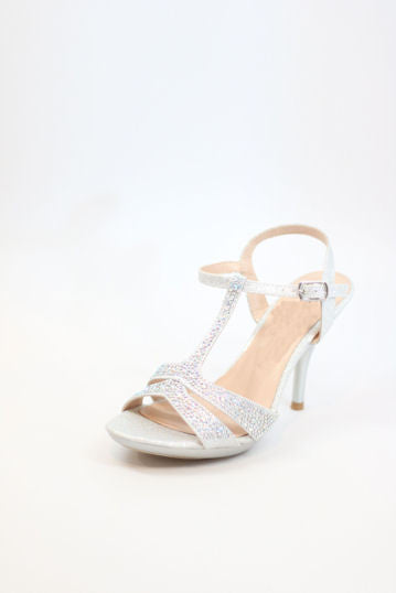 Prom Shoes Silver (Style 200-99)