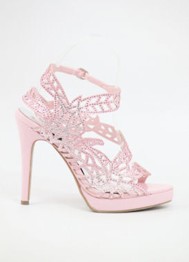 Homecoming Shoes Pink (Style 800-67)
