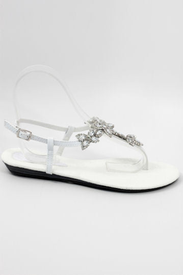 Prom Shoes White (Style 800-73)