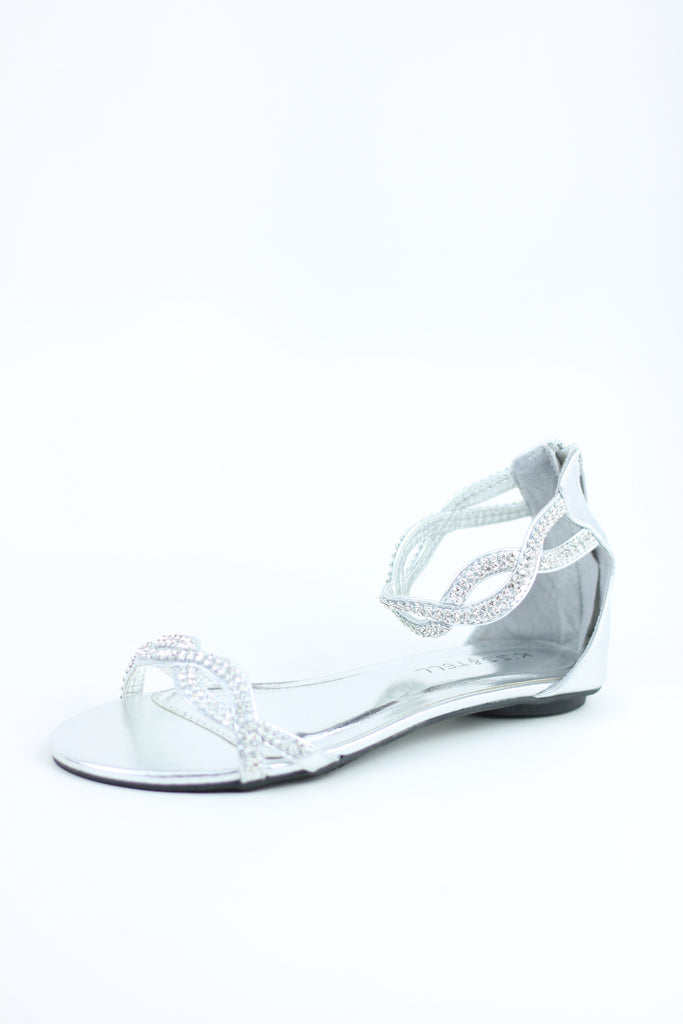 Prom Shoes Silver (Style 800-45)