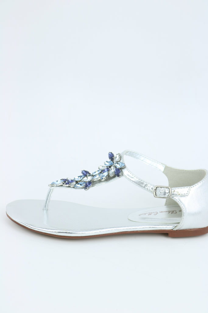 Prom Shoes Silver (Style 200-55)