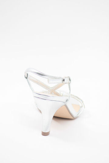 Prom Shoes Silver (Style 400-8)