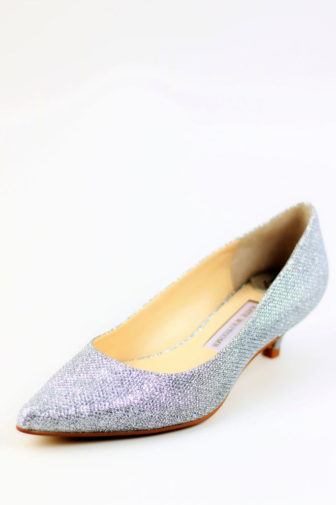 Prom Shoes low heel (Style Kim)