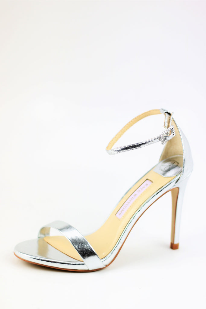 Prom Shoes & Silver Sandals (Style Sam)