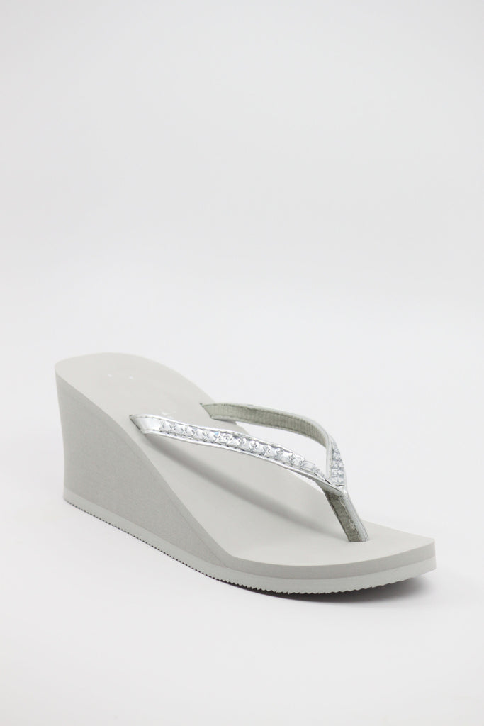 Prom Shoes Silver (Style 400-6)
