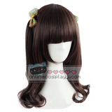 Dark Crown Chocolate Mixed Wig OC1289