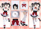 Cosplay Costume Japanese Anime Love Live Yazawa Nico Maid Cosplay OC47