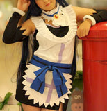 Cosplay Anime Love Live Sonoda Umi Maid Costume OC3273