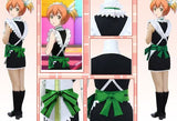 Cosplay Anime Love Live Hoshizora Rin Maid Costume OC924