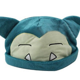 Japanese Snorlax Pokemon Hat