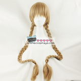 Warm Brown Braided Wig OC2592