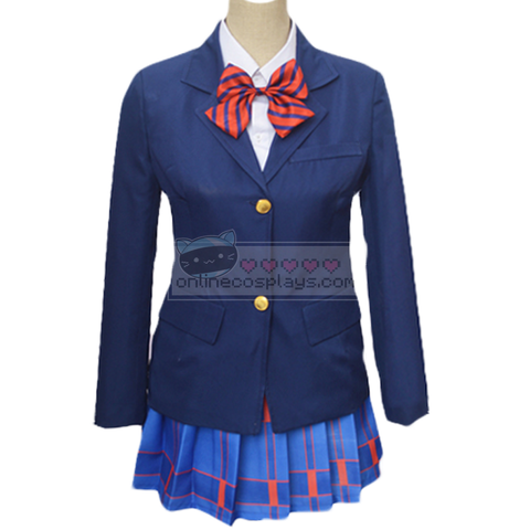 Love Live School Uniform Cosplay Costume OC634
