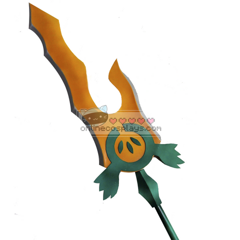 Bunny Riven League of Legends Cosplay Prop Weapon OC2268