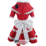 Red Riding Annie League of Legends LOL Cosplay Costume OC6415