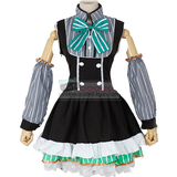 Ayase Eli Cute Maid Cosplay Costume OC2008