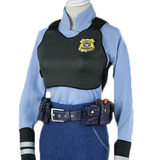 Judy Hopps from Zootopia Cosplay Costume OC5876