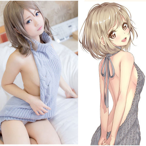Japanese Virgin Killer Sweater