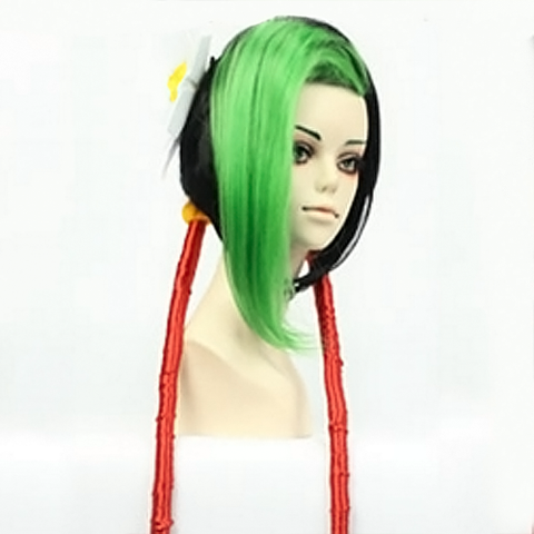 Firecracker Jinx League of Legends Cosplay Wig OC3272