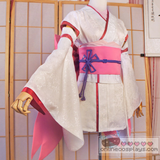 Rem and Ram Kimono Pink and Blue Re:Zero Rezero Cosplay Costume Ver 2 OC2391