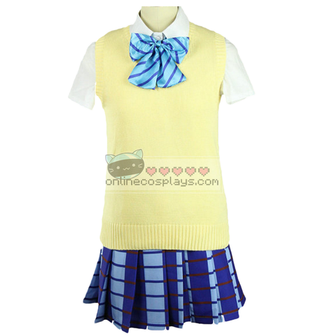 Love Live Sweater School Uniform Cosplay Costume OC2540