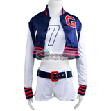 SNSD Girl's Generation OH! Sports Jacket and Shorts Halloween Costume