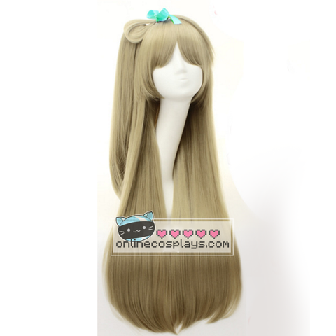 Minami Kotori Long Straight Light Brown Cosplay Wig Ver.1 [ Love Live ] OC3651