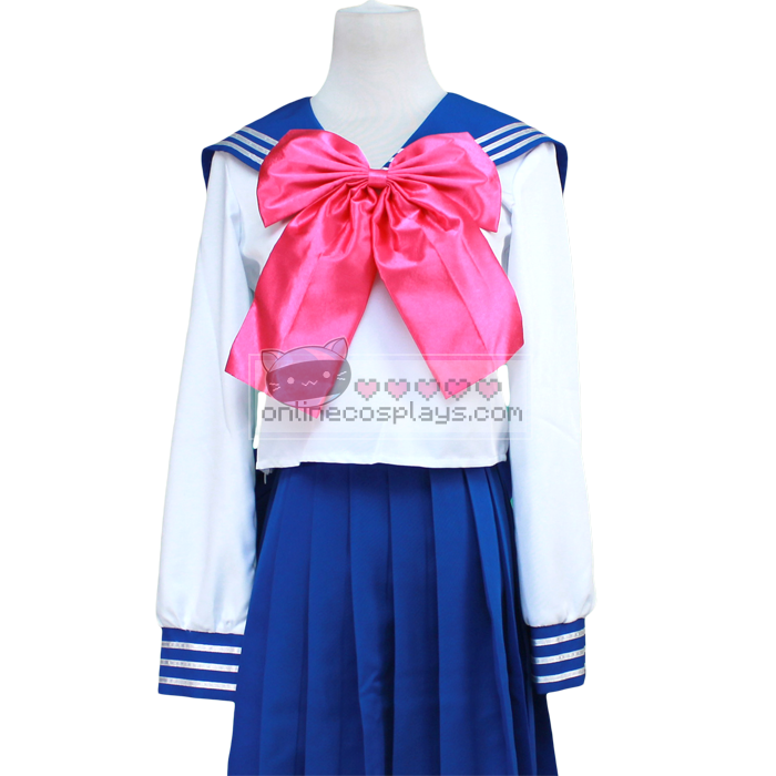 Sailor Moon Usagi School Uniform [Sailor Moon] Anime Cosplay Costume OC3806