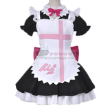 Cosplay Anime Love Live Kosaka Honoka Maid Costume OC227