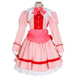 Black Butler II Elizabeth Midford Cosplay Costume Dress OC6026