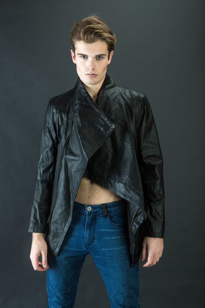 Hunter Leather Jacket