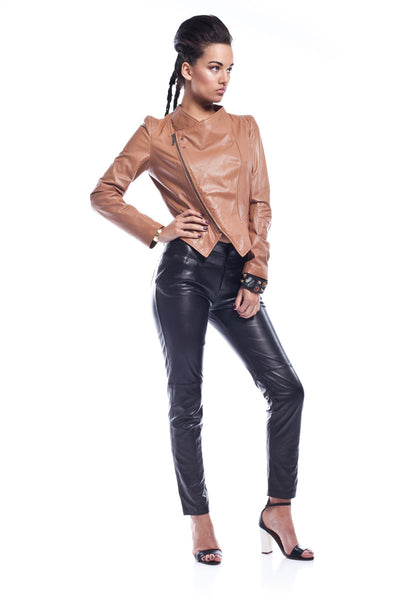 Myrcela Full Leather Pants