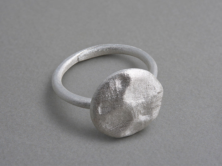 Coin Silver Ring