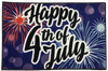 4TH OF JULY CELEBRATION RUG