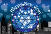 HAPPY NEW YEAR DECORATION RUG