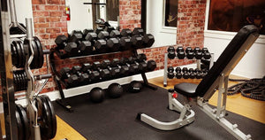 Is now a good time to furnish a home gym?
