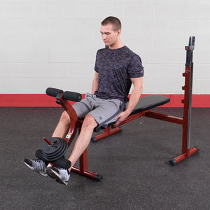 Best Fitness Bench BFOB10