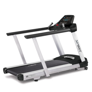 Spirit Fitness Treadmill with medical Handrails CTM800