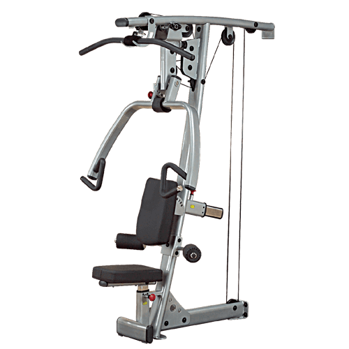 Body-Solid Pro Dual Vertical Press and Lat Component DPLS-S