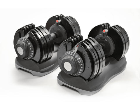 Bodytrading EZ Dumbbell 12 in 1 Elite + Rack EZ0200SET