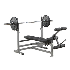 Body-Solid Power Center Combo Bench GDIB46L