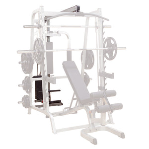 Body-Solid Lat Attachment for GS348 Smith machine serie 7 GLA348QS