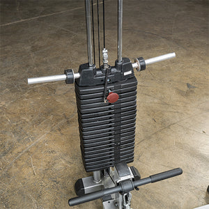 Body-Solid Lat Attachment for Pro Power Rack GLA378