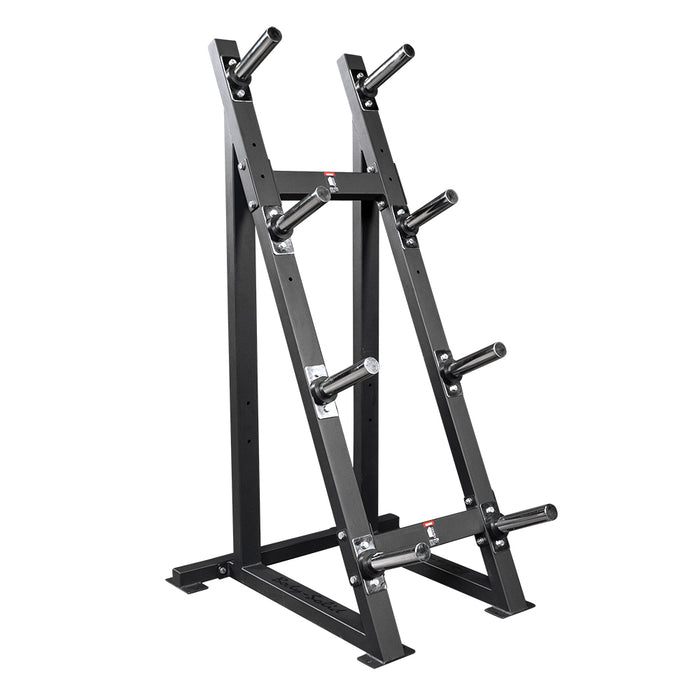 Body-Solid High Capacity Olympic Plate Rack GWT76